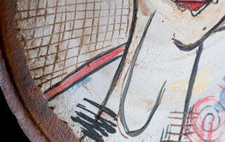 Alma de Cántaro - Navarrete - Piezas murales de Toño Naharro